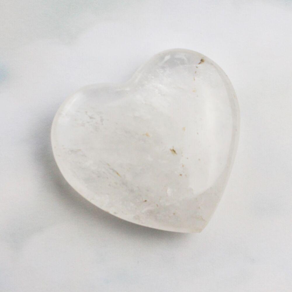 Hegyikristály szív