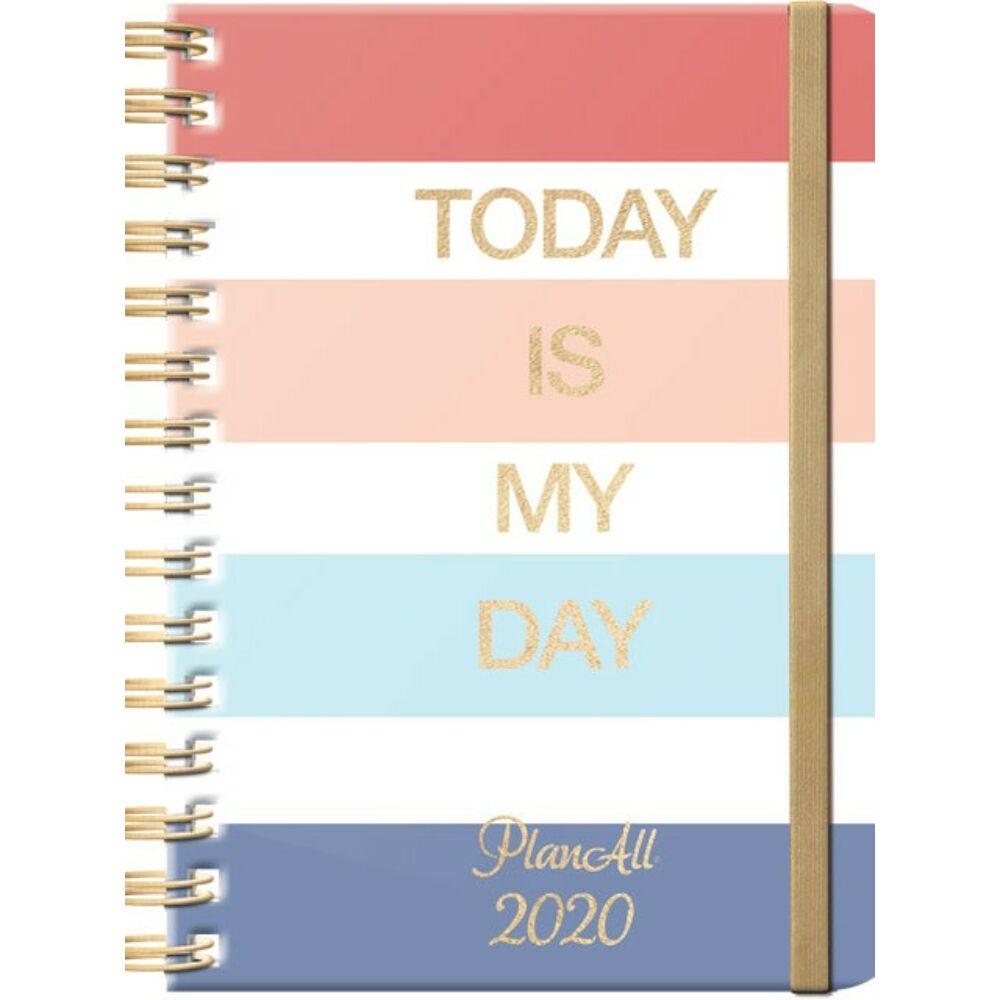 PlanAll heti tervező naptár - today
