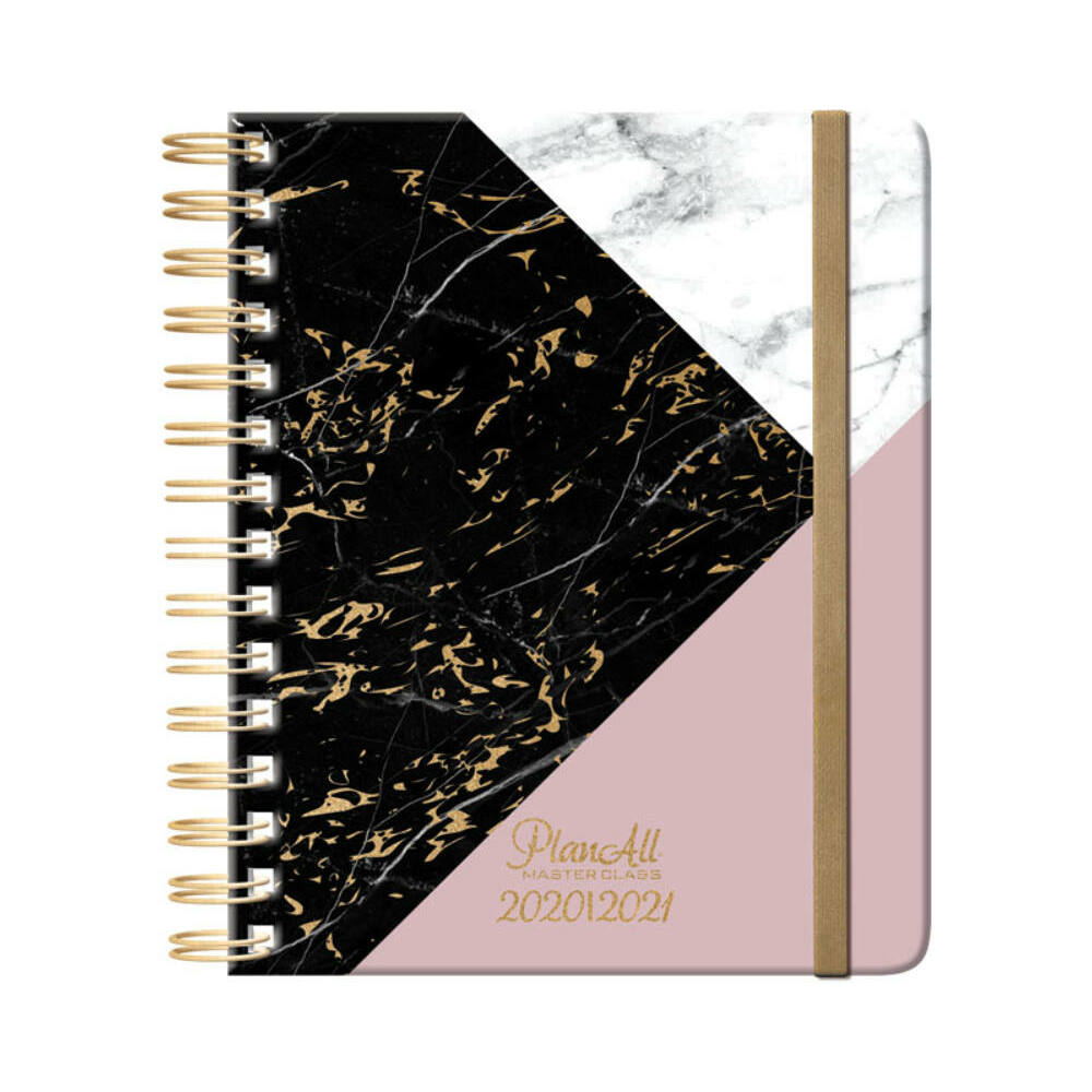 PlanAll tanári tervező naptár - márványos