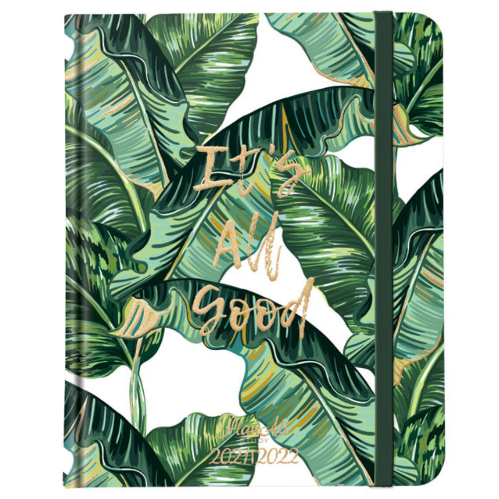 PlanAll diák tervező naptár - dzsungel