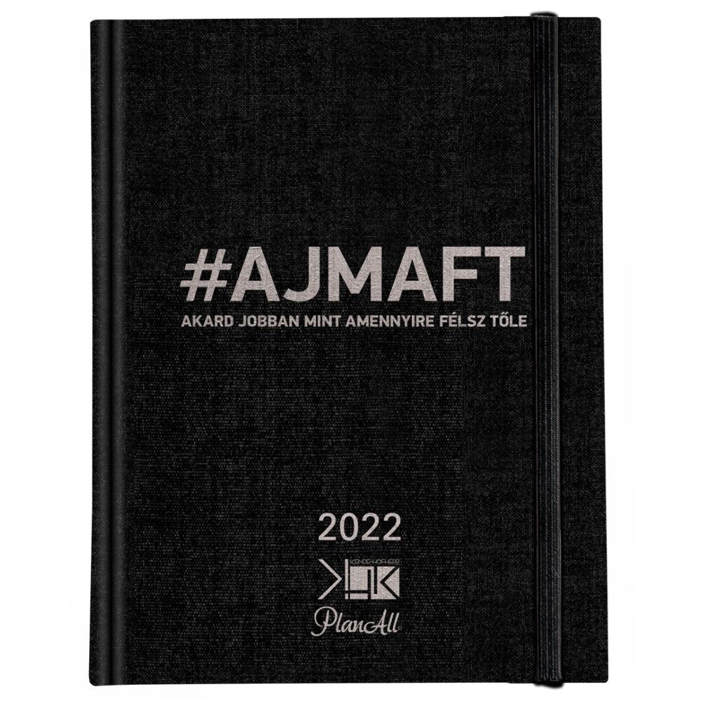 KHK x PlanAll 2022 naptár - Black