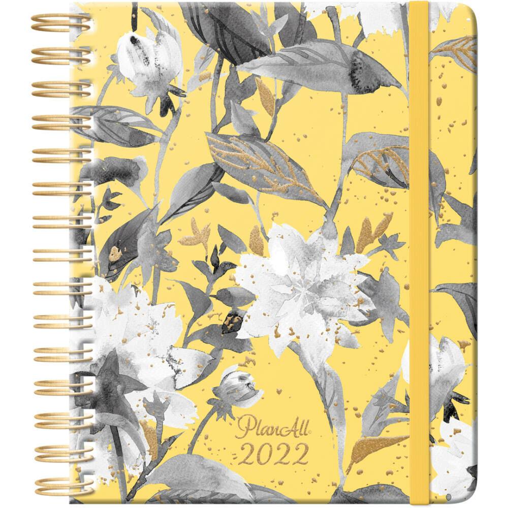 PlanAll heti tervező naptár 2022 - Confidence