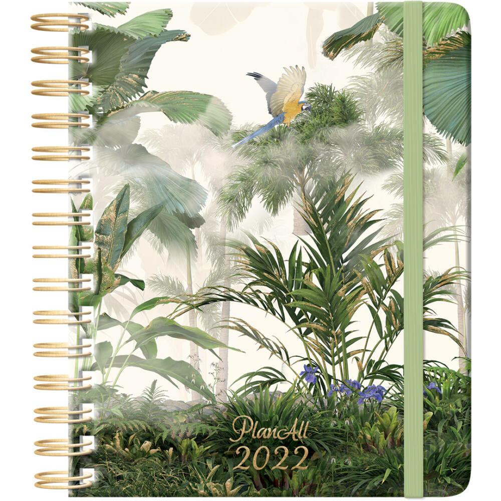 PlanAll midi naptár 2022 - Open Jungle