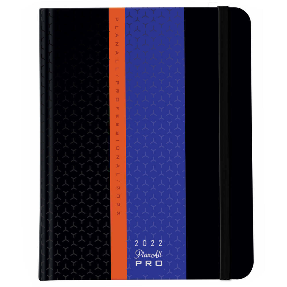 PlanAll Pro 2022 naptár - Black