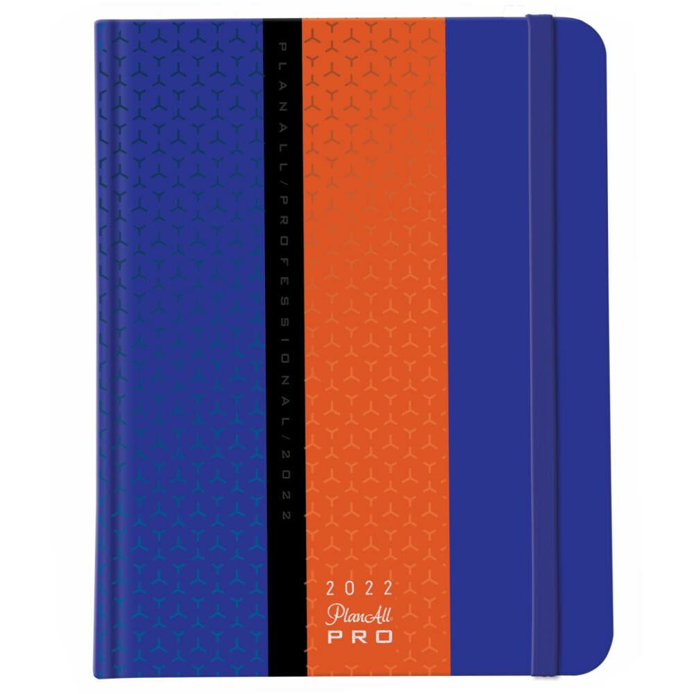 PlanAll Pro 2022 naptár - Blue
