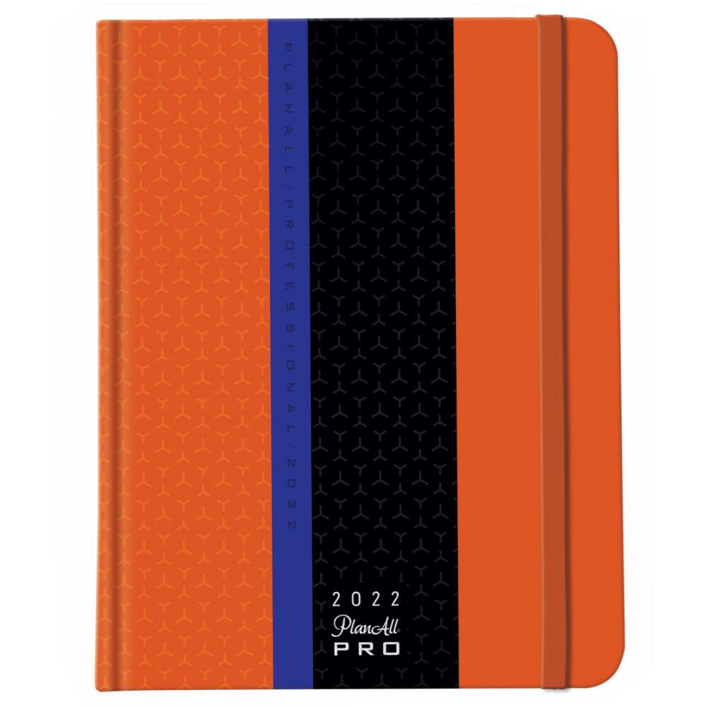 PlanAll Pro 2022 naptár - Orange
