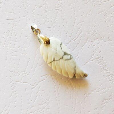 Howlit angyalszárny medál