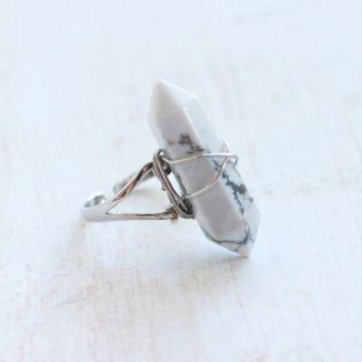 Howlit gyűrű