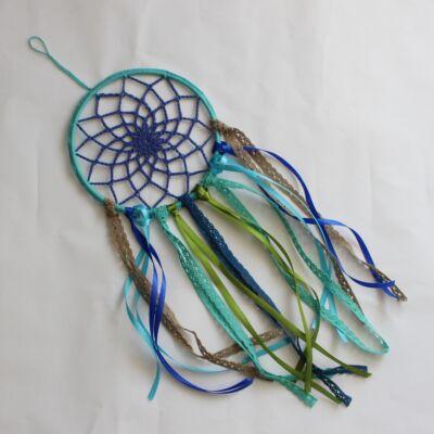 Álomfogó - zöld és kék